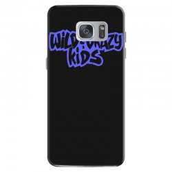 wild & crazy kids Samsung Galaxy S7 Case | Artistshot