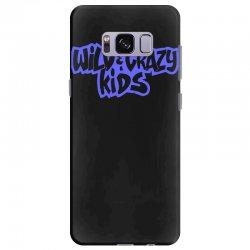 wild & crazy kids Samsung Galaxy S8 Plus Case | Artistshot