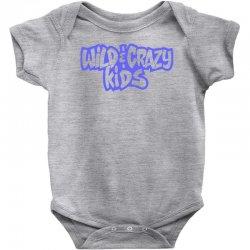 wild & crazy kids Baby Bodysuit | Artistshot