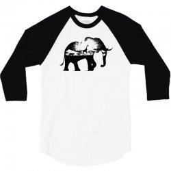 wild africa 3/4 Sleeve Shirt | Artistshot