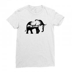 wild africa Ladies Fitted T-Shirt | Artistshot