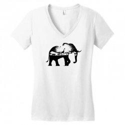 wild africa Women's V-Neck T-Shirt | Artistshot