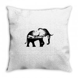 wild africa Throw Pillow | Artistshot
