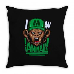 wild (2) Throw Pillow | Artistshot