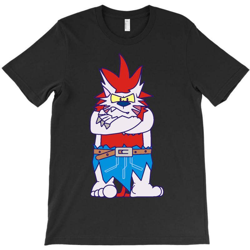 Wild Aztec Monster T-shirt   Artistshot