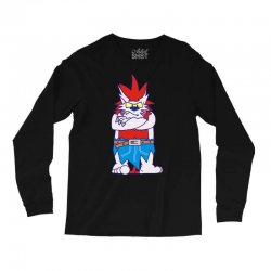 wild aztec monster Long Sleeve Shirts   Artistshot
