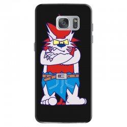 wild aztec monster Samsung Galaxy S7 Case   Artistshot