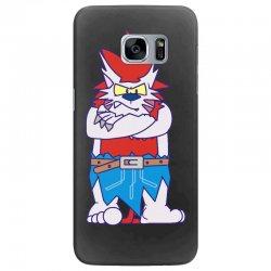 wild aztec monster Samsung Galaxy S7 Edge Case   Artistshot