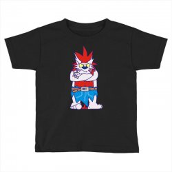wild aztec monster Toddler T-shirt   Artistshot