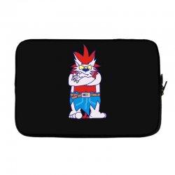 wild aztec monster Laptop sleeve   Artistshot
