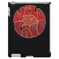 wild and free iPad 3 and 4 Case | Artistshot