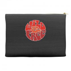 wild and free Accessory Pouches | Artistshot