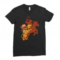 wild bill pickles Ladies Fitted T-Shirt | Artistshot