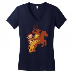 wild bill pickles Women's V-Neck T-Shirt | Artistshot