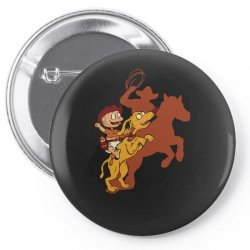 wild bill pickles Pin-back button | Artistshot