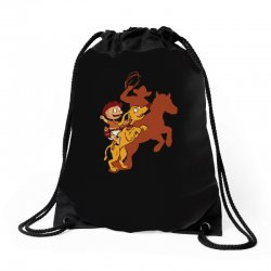 wild bill pickles Drawstring Bags | Artistshot