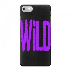 wild iPhone 7 Case   Artistshot