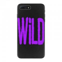 wild iPhone 7 Plus Case   Artistshot