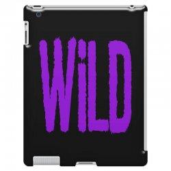 wild iPad 3 and 4 Case   Artistshot