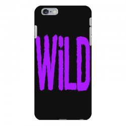 wild iPhone 6 Plus/6s Plus Case | Artistshot
