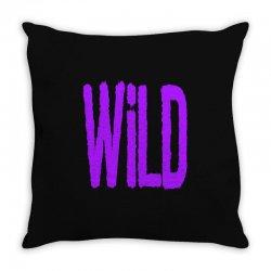 wild Throw Pillow   Artistshot