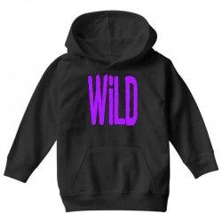 wild Youth Hoodie   Artistshot
