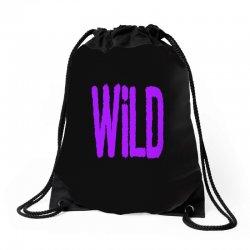 wild Drawstring Bags   Artistshot