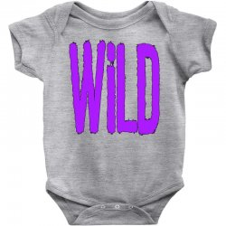 wild Baby Bodysuit   Artistshot