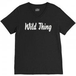 wild thing V-Neck Tee | Artistshot
