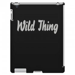 wild thing iPad 3 and 4 Case | Artistshot