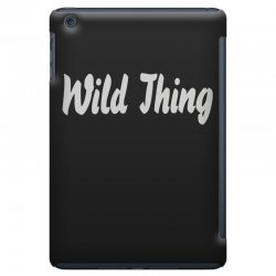 wild thing iPad Mini Case | Artistshot