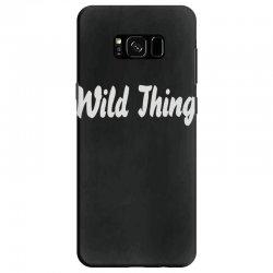 wild thing Samsung Galaxy S8 Case | Artistshot