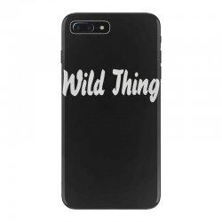 wild thing iPhone 7 Plus Case | Artistshot