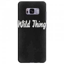 wild thing Samsung Galaxy S8 Plus Case | Artistshot