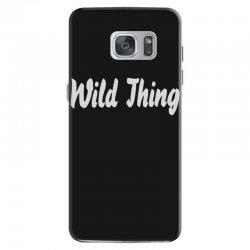 wild thing Samsung Galaxy S7 Case | Artistshot