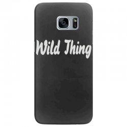 wild thing Samsung Galaxy S7 Edge Case | Artistshot