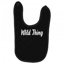 wild thing Baby Bibs | Artistshot