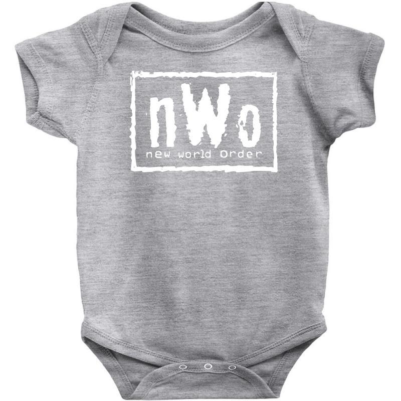 Wwe Nwo Baby Bodysuit   Artistshot