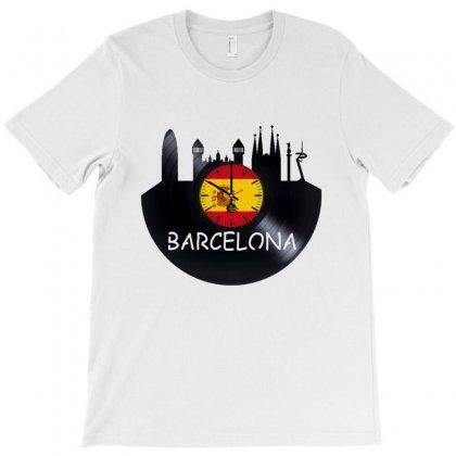Barcelona T-shirt Designed By Defit