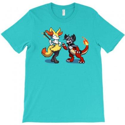 Pokemon T-shirt Designed By Defit