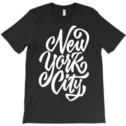 New York City W T-shirt Designed By Sbm052017