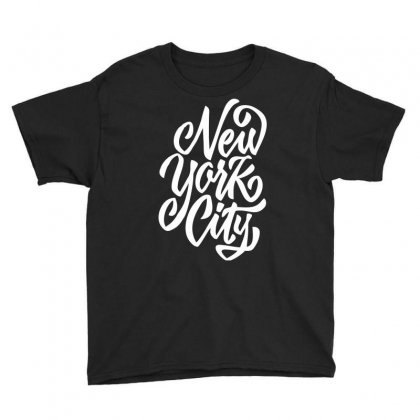 New York City W Youth Tee Designed By Sbm052017