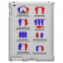 how politics work iPad 3 and 4 Case   Artistshot