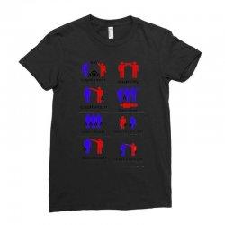 how politics work Ladies Fitted T-Shirt   Artistshot