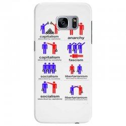 how politics work Samsung Galaxy S7 Edge Case   Artistshot
