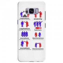 how politics work Samsung Galaxy S8 Plus Case   Artistshot