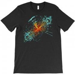 higgs event oil paint T-Shirt | Artistshot