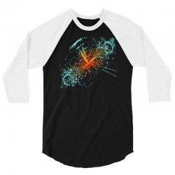 higgs event oil paint 3/4 Sleeve Shirt | Artistshot