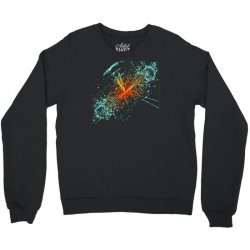 higgs event oil paint Crewneck Sweatshirt | Artistshot