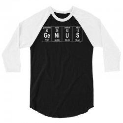 genius element 3/4 Sleeve Shirt | Artistshot